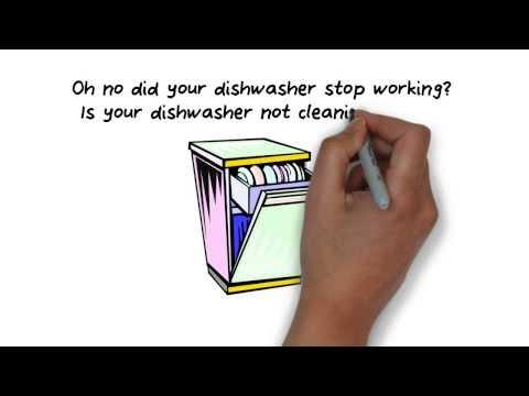 Whiteboard Animation Video Created For www.dishwasherrepair.net