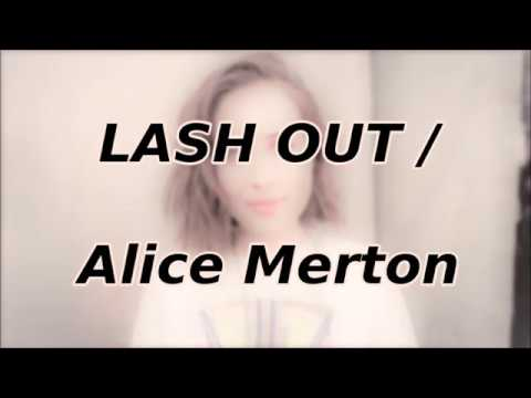 LASH OUT  Alice Merton  lyrics