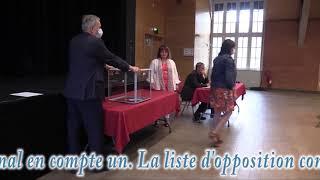 Jean-Yves Caullet réélu maire d'Avallon (89200)