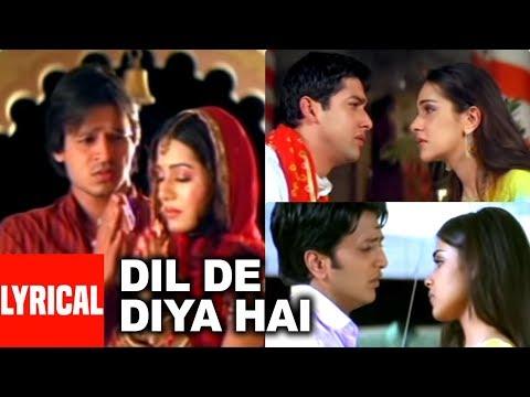 dil-de-diya-hai-lyrical-video-|-masti-|-anand-raj-anand-|-vivek-oberoi,amrita,ritesh-deshmukh,genila