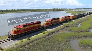 Florida East Coast Railway - connecting Florida to the world