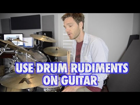 How to Use Drum Patterns on Guitar