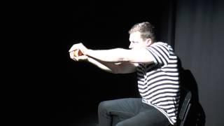 University of Derby Theatre Arts - A Clockwork Orange