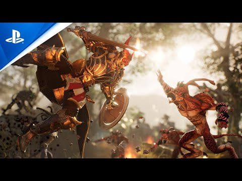 Bless Unleashed - Launch Trailer | PS4