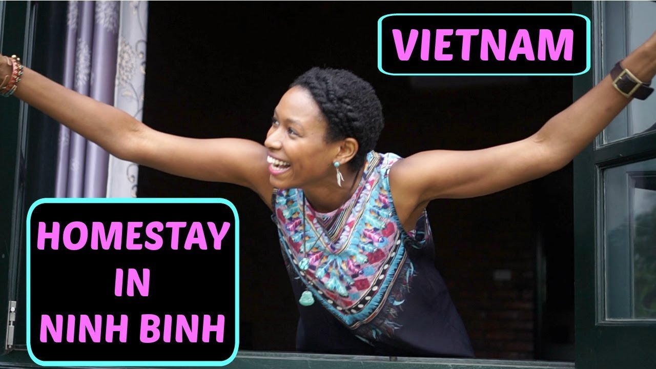 HOMESTAY & ROOM TOUR IN NINH BINH, VIETNAM | charlycheer | TRAVEL VIETNAM