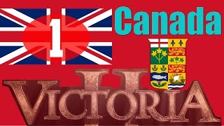 Time to Eh? [1] Canada Victoria II
