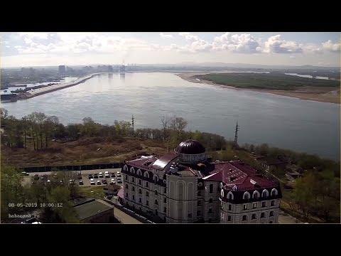 Хабаровск. Поворотная камера Дом Радио.