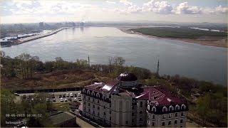 Фото Хабаровск. Поворотная камера Дом Радио.