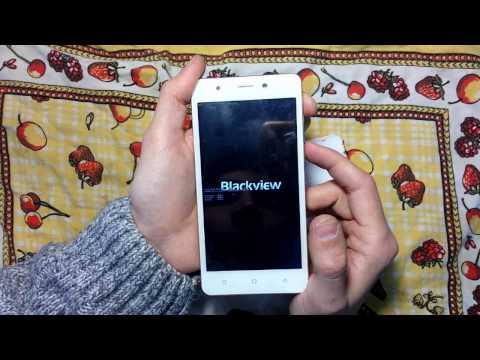 Blackview A8 зависает на заставке (делаем Hard Reset)