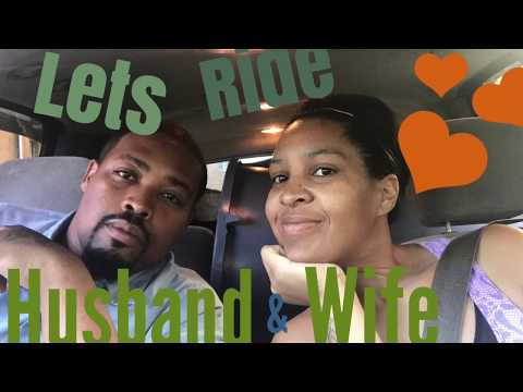 Let's Ride | Husband & Wife | Black Family Vloggers |