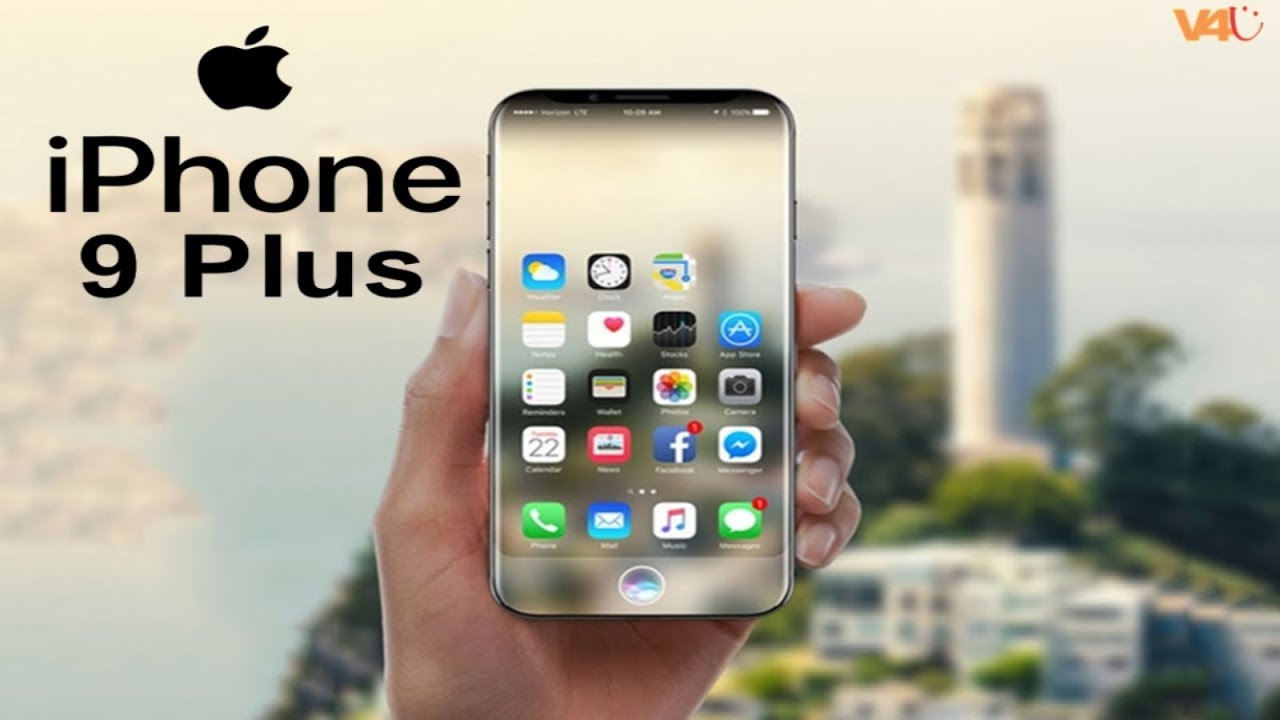 apple iphone 9 plus introduction first look release date price specifications camera. Black Bedroom Furniture Sets. Home Design Ideas