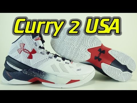 "under-armour-curry-2-""usa""---review-+-on-feet"