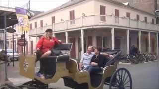 NEW ORLEANS CITY TOUR - Best driver ever!! (Henry) USA