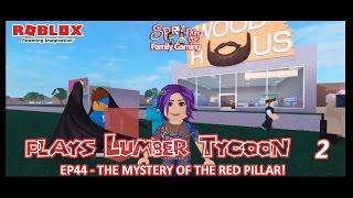 SFG - Roblox - Lumber Tycoon 2 - EP44 - Das Geheimnis der roten Säule!
