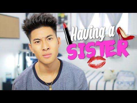 Having a Sister