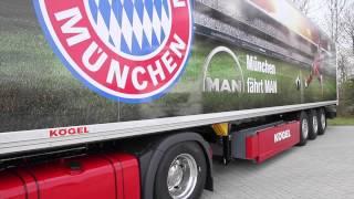 FC Bayern - MAN TGX 18.480 - LKW-Thorsten