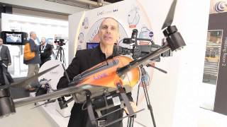 LiveU showcase LU500, and new drone and antenna to CVG at IBC 2013