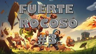 Campaña de los Duendes: Fuerte Rocoso - Descubriendo Clash of Clans #3 | ImSlimp