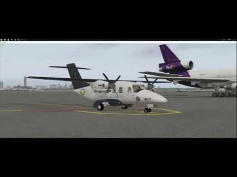 Edited Live Stream Bugeater64 X Plane 11 05r2 Evector EV 55