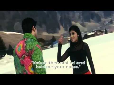 Maine Poocha Khudrat Se (Eng Sub) [Full Video Song] (HQ) With Lyrics - Shukriya