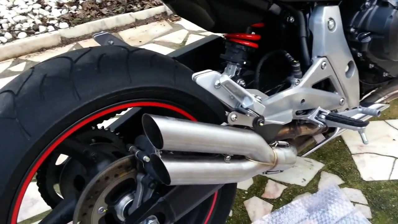 Danmoto Xg 1 Hornet 2012