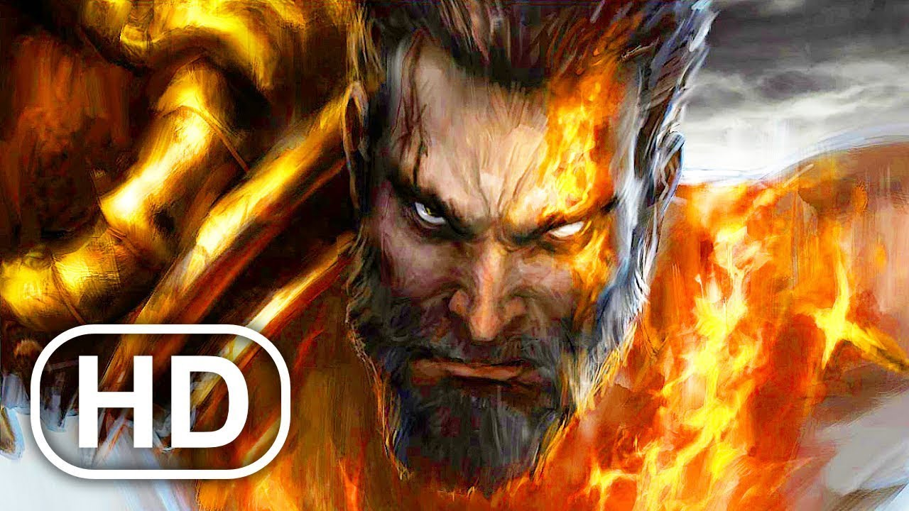 God of War - Kratos finds his brother Deimos