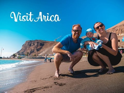TOP FIVE PLACES TO VISIT IN ARICA | S.03 Ep.43