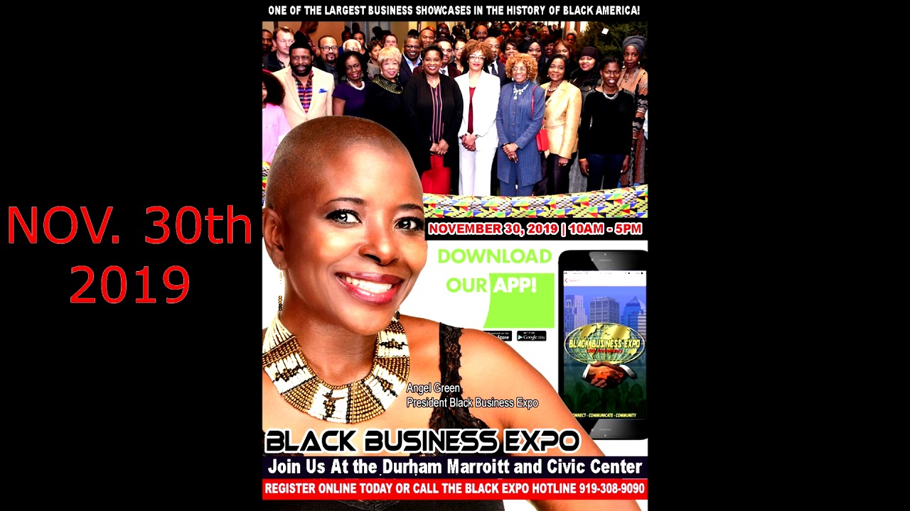 Sponsor – Black Business Expo USA