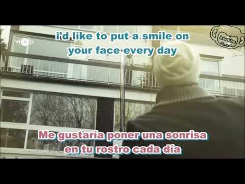Number one for me - Maher Zain [ Sub Esp + lyrics ]