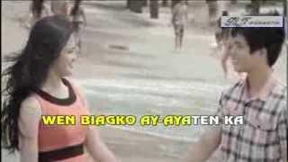 SIKA - ILOCANO SONG KARAOKE/VIDEOKE