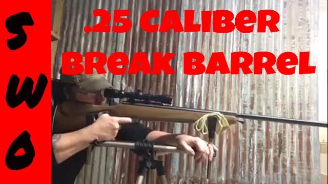 Benjamin Trail NP XL  25 Caliber Review THE BOSS OF BREAK BARRELS