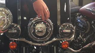 Product Featrue Friday! All New Harley-Davidson Daymaker Signature Reflector LED Headlamp