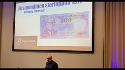 Aki Pyysing: Start up -sijoittaminen pöydän molemmin puolin @Turun Talouspäivät 2019