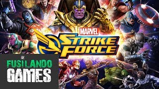 MARVEL STRIKE FORCE | FUSILANDO GAMES