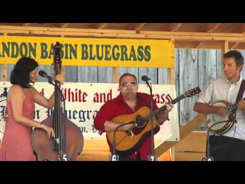 CPS Express at the Basin Bluegrass Festival 7 13 12