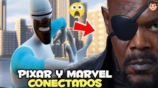 ULTIMA HORA: Avengers Infinity War y Los Increíbles están CONECTADAS!