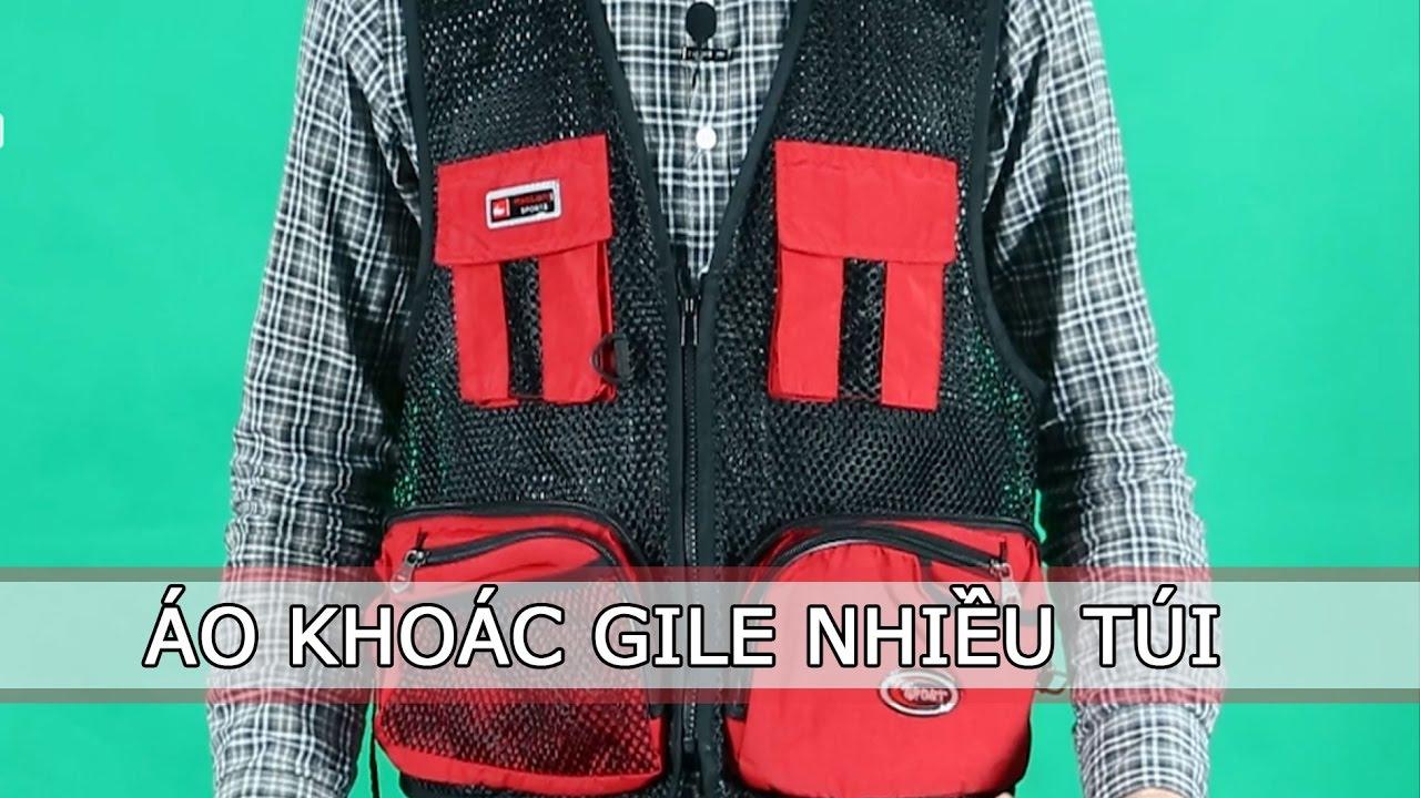Áo khoác nhiếp ảnh giá rẻ bán ở Hà Nội