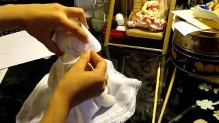 1 Мастер класс по пошиву капора