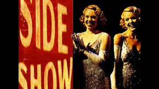 """11. """"We Share Everything"""" (""""Side Show"""" Original Cast Recording)"""