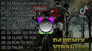 DJ TERBARU 2021 - DJ TIKTOK TERBARU 2021 - DJ VIRAL TERBARU 2021 - DJ MINGGIR AWAS PLIKET