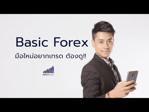 Basic Forex ที่มือใหม่ อยากเทรดต้องดู