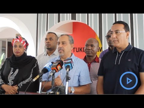 Jubilee leaders in Mombasa dismiss claims of any divisions within the party