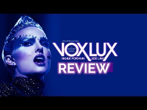 Vox Lux Review Venice Film Festival 2018 //.thatmovieguyUK