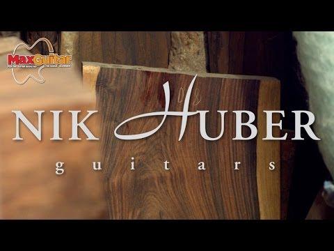 Max Guitar - Making a Nik Huber Guitar