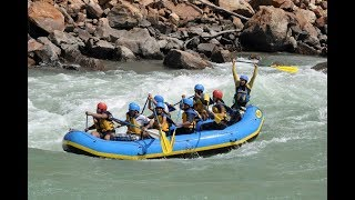 Rishikesh Rafting | Summer Camps 2019 | Foliage Outdoors