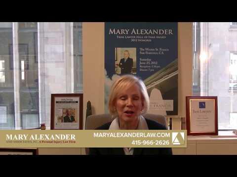 Deck & Balcony Accident - Mary Alexander & Associates