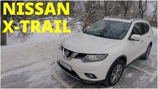Nissan X-Trail - Поговорим и поедем (4k, 3840x2160)