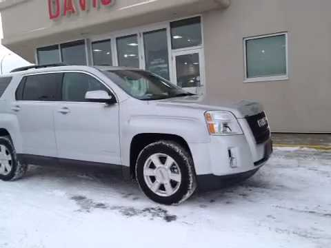 Pre Owned 2013 GMC Terrain SLE-2 for sale in Medicine Hat