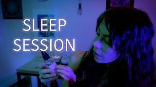 healing sleep session reiki asmr