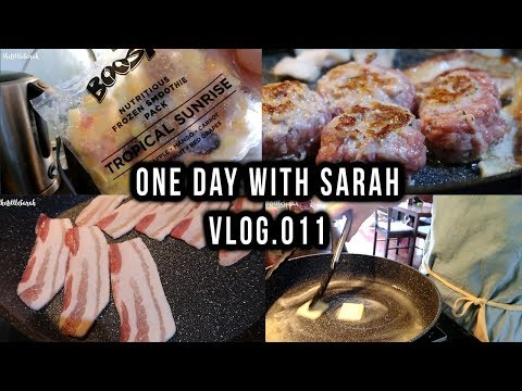 VLOG.011 One day with Sarah // Weekend Vlog // Foodie // Melbourne // Costco // Cooking